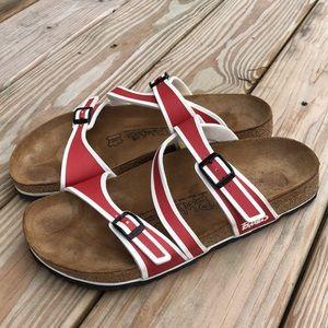 NEW! Birkenstock Birki's 2-Strap Sandals
